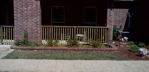 Porch and Deck Railing